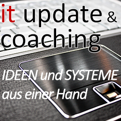 it update & coaching