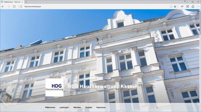 HDG Hausverwaltung